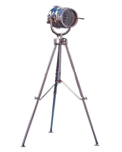 photographer s floor searchlight spotlight with revolving tripod steel big lamp tripod store. Black Bedroom Furniture Sets. Home Design Ideas