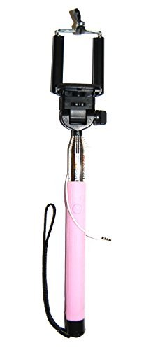 selfie stick for iphone 6 6s plus 5 5s 5c 4 android samsung galaxy s5 s6 lg g4 htc one m9. Black Bedroom Furniture Sets. Home Design Ideas